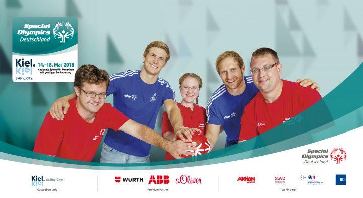 Special Olympics in Kiel 2018